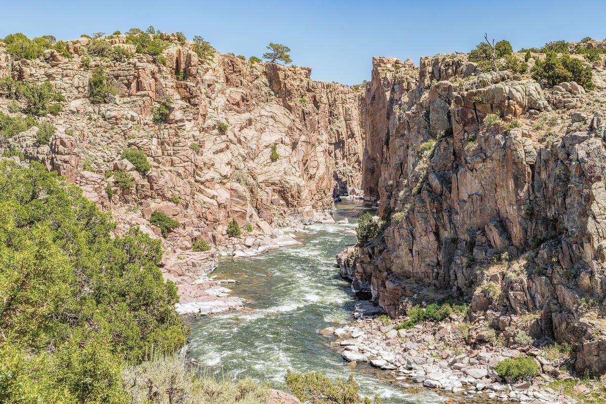Fremont Canyon Wyoming