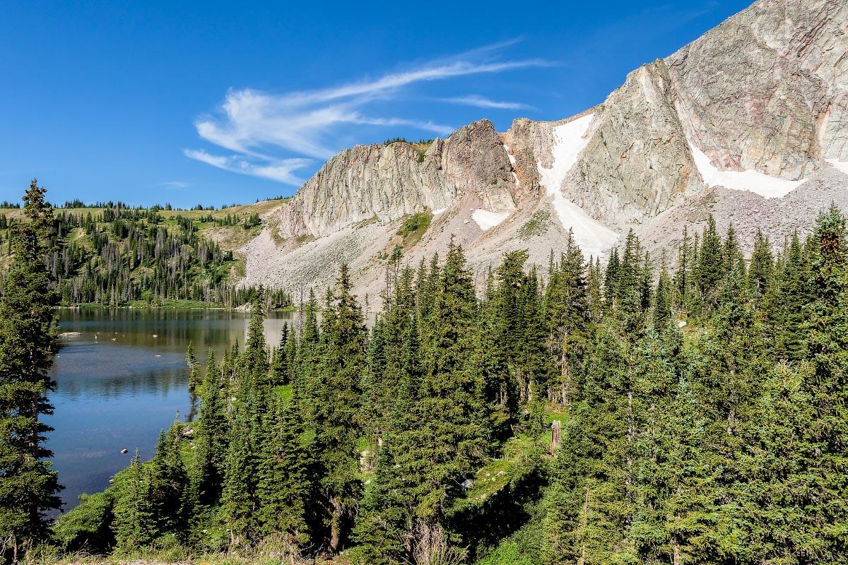 Lake Marie Wyoming