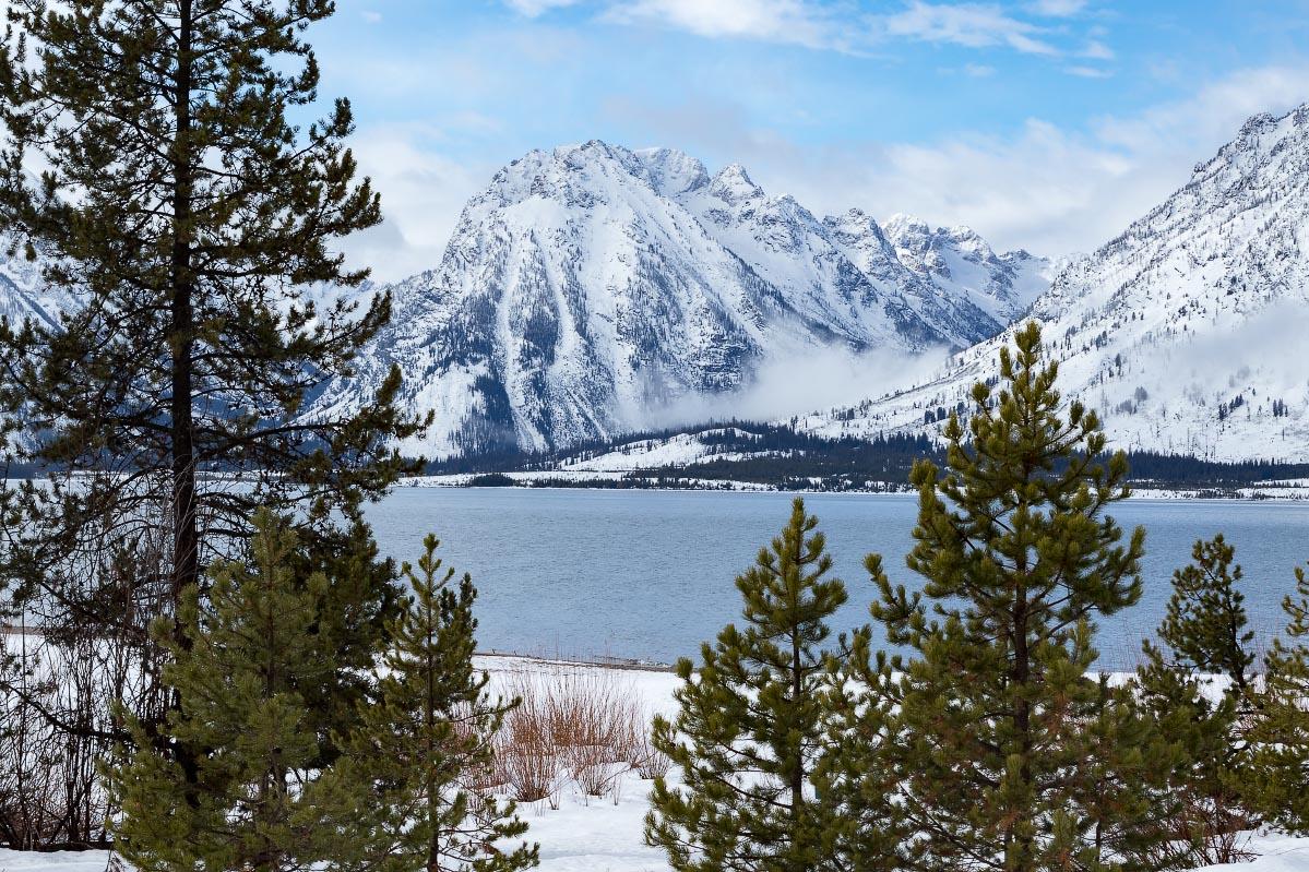 Colter Bay Grand Teton National Park Wyoming