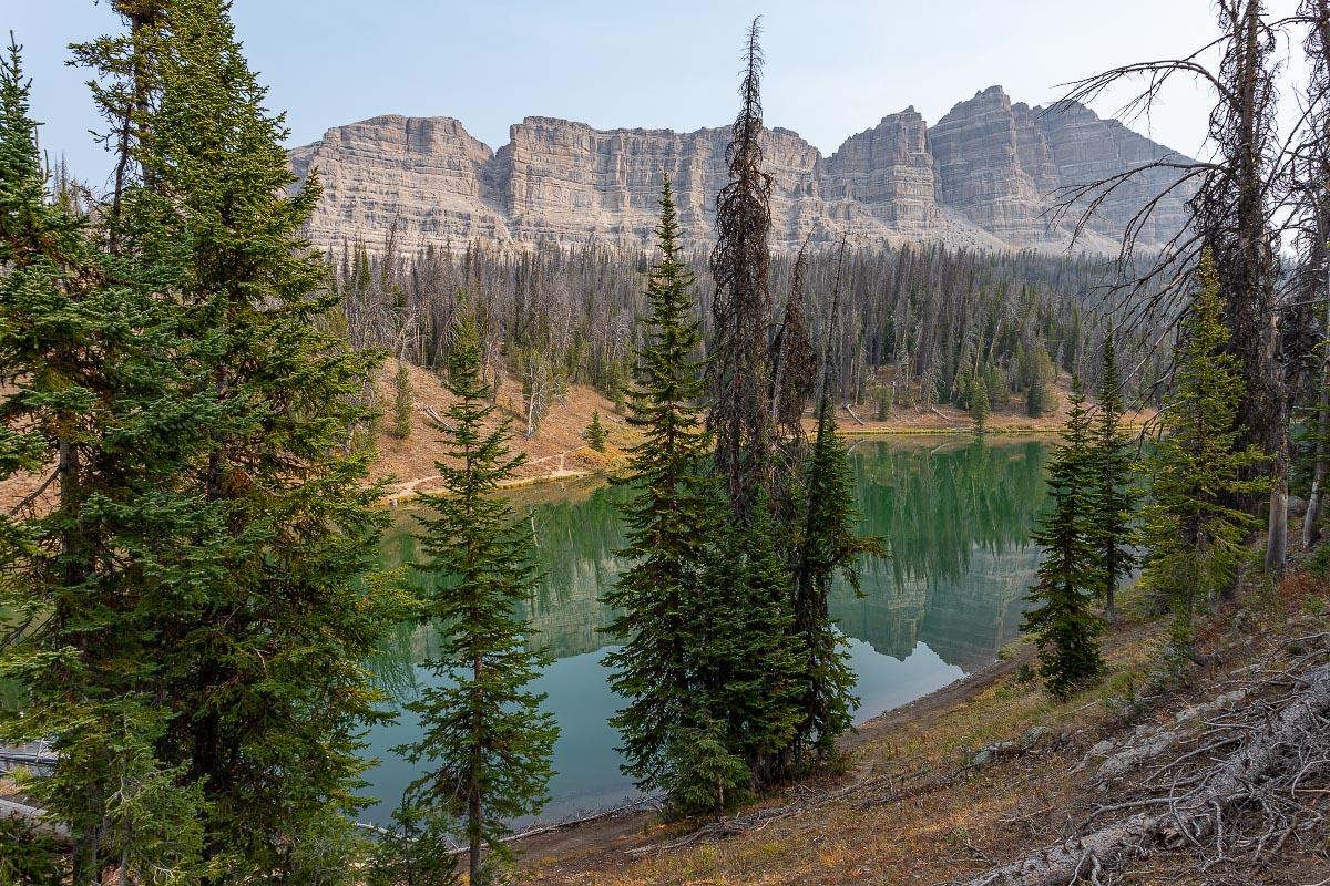 Wind River Lake Wyoming