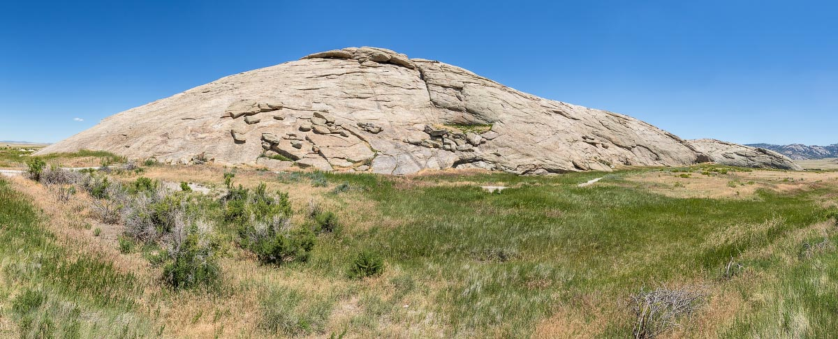 Independence Rock Wyoming