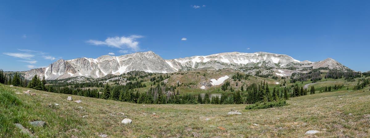 Snowy Range Wyoming